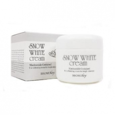 Secret Key Snow White Cream/Отбеливающий крем для лица Secret Key Snow White Cream