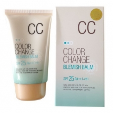 CC Cream Color Change Blemish Balm SPF25 PA++