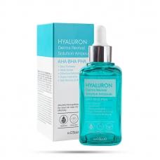 Гиалуроновая сыворотка Dr. Cellio Hyaluron Derma Revival Solution Ampoule 50 ml.