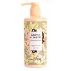The Saem Garden Pleasure Jasmine Hand Cream/Увлажняющий крем для рук от The Saem основан на экстракте жасмина.
