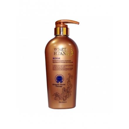 Deoproce Whee Hyang Rinse/Кондиционер для волос с экстрактом женьшеня