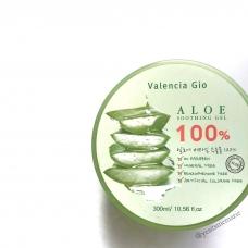 Aloe Soothing Gel, Valencia Gio/Многофункциональный гель для лица и тела алое